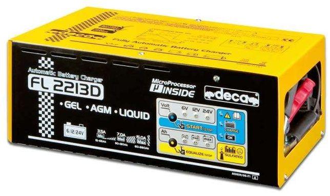 Carregador Baterias Automático FL1112