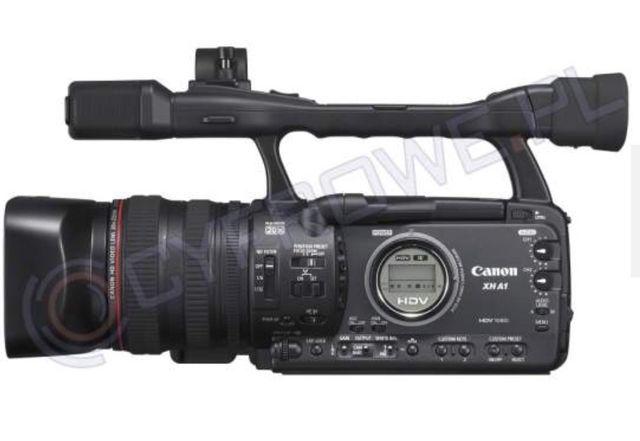 Kamera cyfrowa Canon XH A1 Full HD