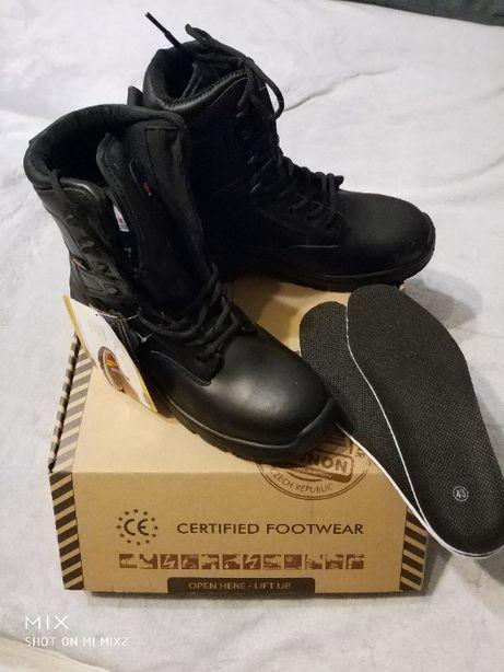 Buty taktyczne Bennon Commodore S3 r. 43 czarne Z93860v01