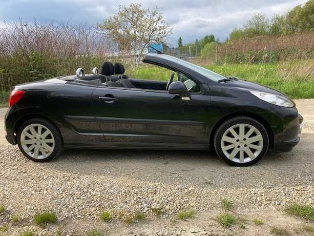 Peugeot 207 CC 1,6 HDi Zamiana?