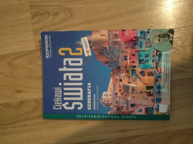 Podręcznik Ciekawi świata 2