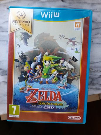 The Legend of Zelda: The Wind Waker HD Muito Bom Estado