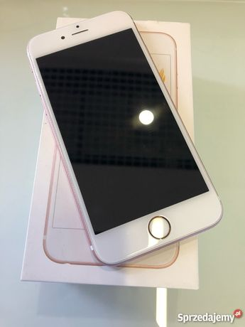 Używany Iphone 6s w kolorze rose gold (za darmo)