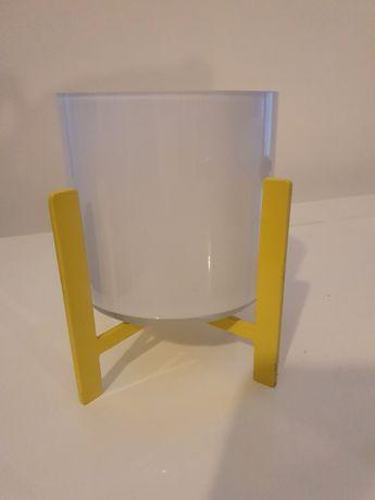 Szklany lampionik IKEA