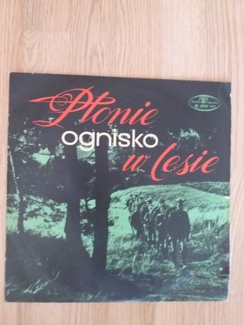 Płyta winylowa Płonie Ognisko W Lesie, 1966