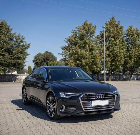 Audi a6 c8 2021 auto do ślubu