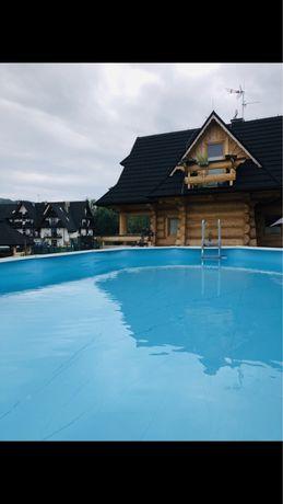 Domki w Białce pod basenami