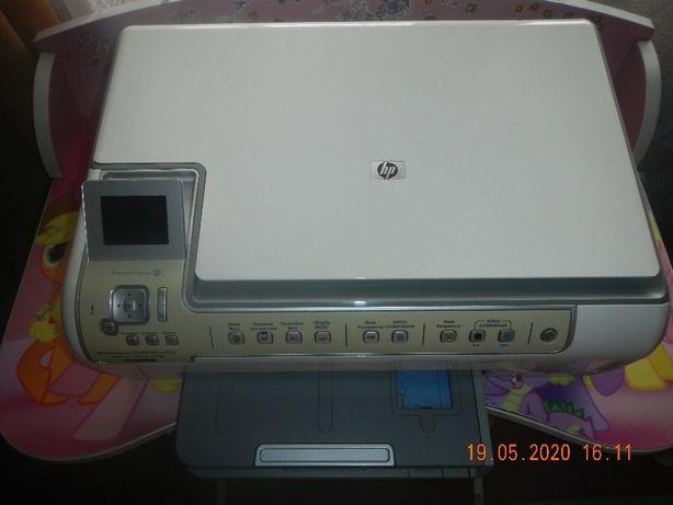 Принтер 3в1 сканер-принтер-копир