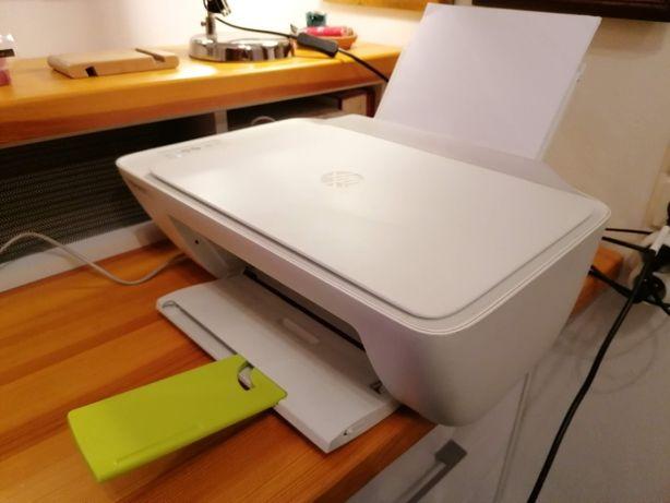 Drukarka / Skaner HP Deskjet 2130 + 2 kartridże