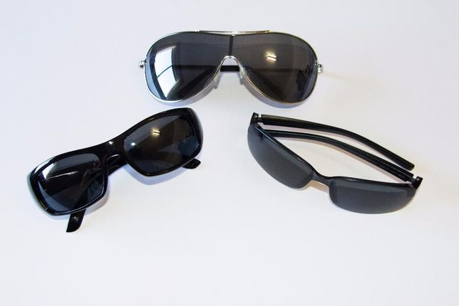 Óculos de sol - Conjunto