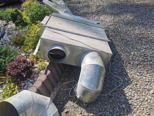 Klimatyzacja używaną ze sterownikiem po demontażu