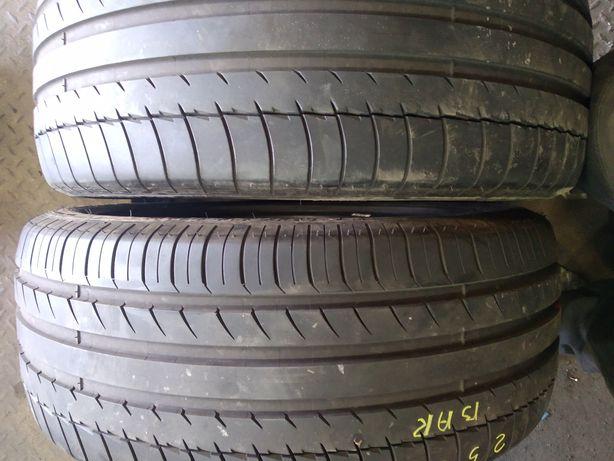 255/45/20 opony Michelin dwie sztuki