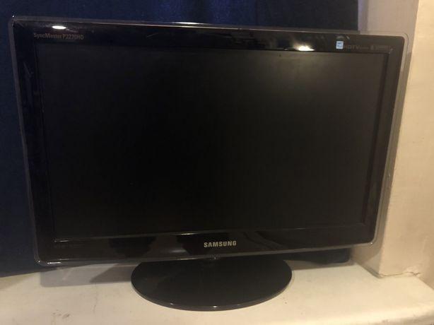 Monitor Samsung 21,5 cali idealny do użytkowania