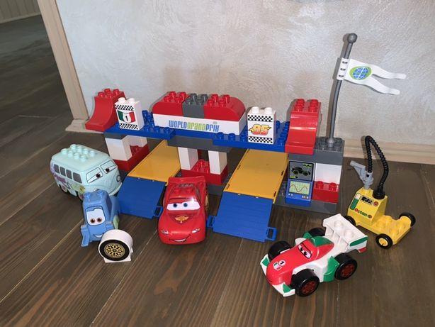 LEGO DUPLO Пит - стоп Тачки 2 5829 Лего Дупло