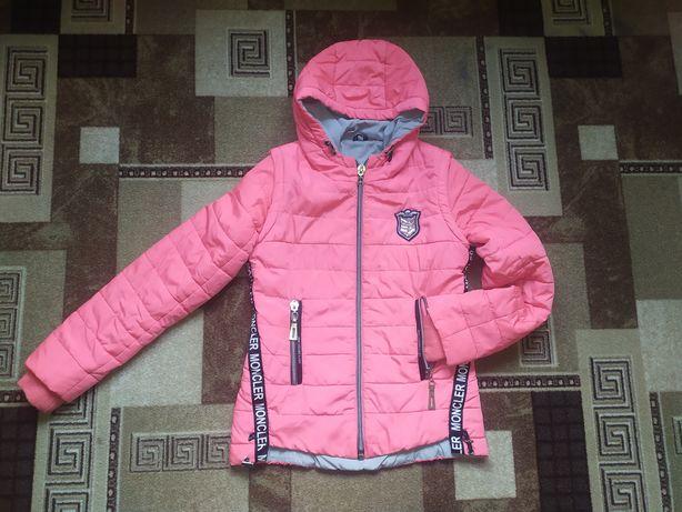Куртка желетка на осень