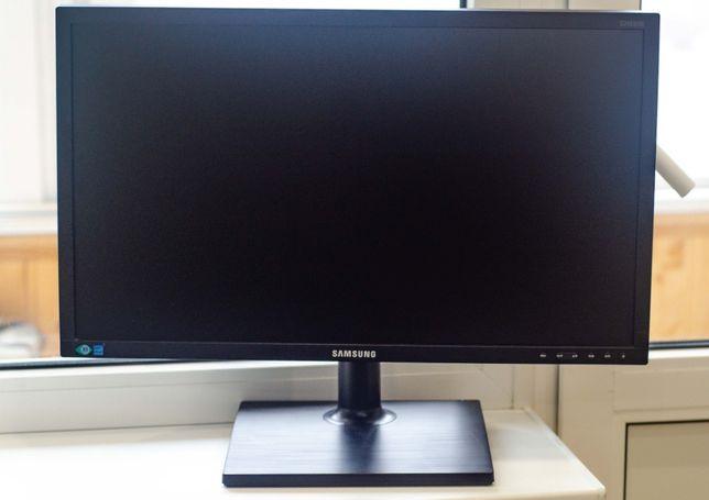 """Монітор Samsung S24E650, 24"""" PLS 1920*1080 Вбудовані динаміки"""