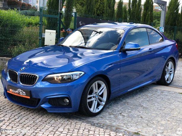 BMW 218 d Pack M
