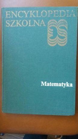 Encyklopedia szkolna Matematyka