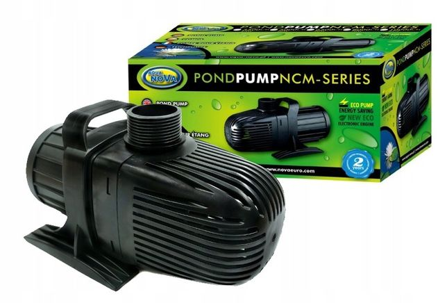 Pompa Do Oczka Wodnego Staw Filtr Kaskada Aqua Nova NCM-5000