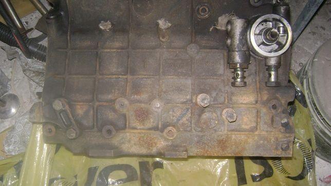 Блок двигателя VM Motori 2.5 td с распредвалом, гильзами, шестернями