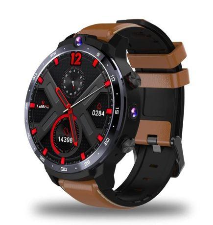 Zegarek LEMFO LEM 12 3/32GB id face LTE GPS+Powerbank smartwatch 2020