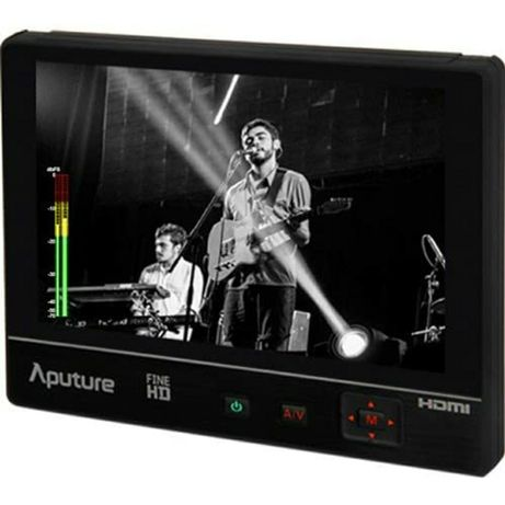 Vendo monitor Aputure VS-2 Fine HD (Black)