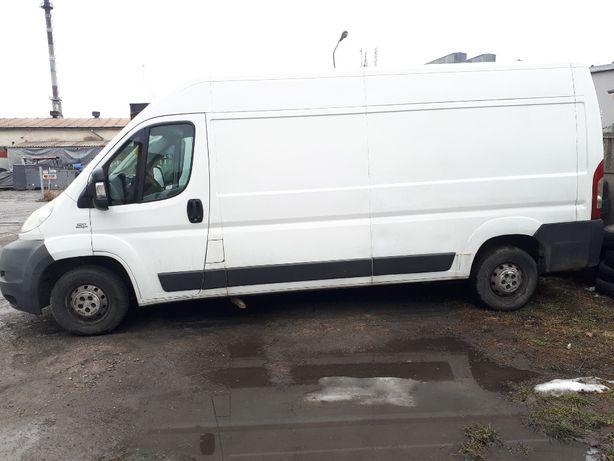 Fiat ducato bus dostawczy 2.3jtd mutijet 120KM 2011 MAXI zamiana