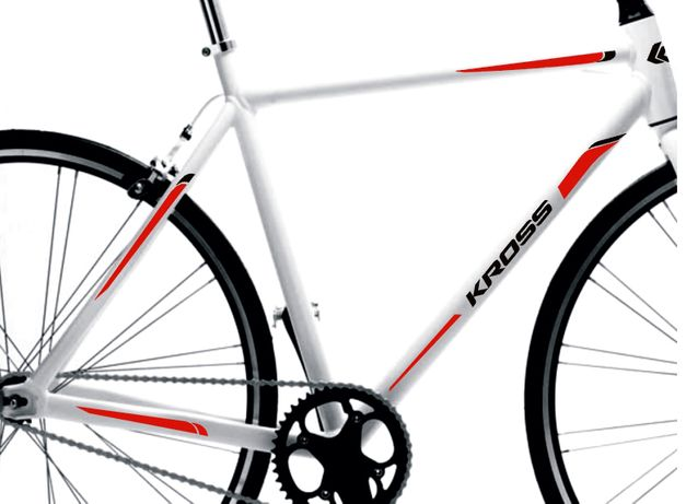 KROSS naklejki na cały rower 774 RÓŻNE KOLORY