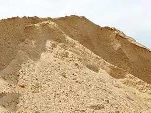 Речной песок 5-10 тонн авто Зил, Камаз доставка по городу и на дачи
