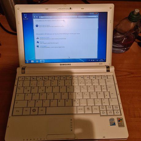 Ноутбук Samsung. Працює