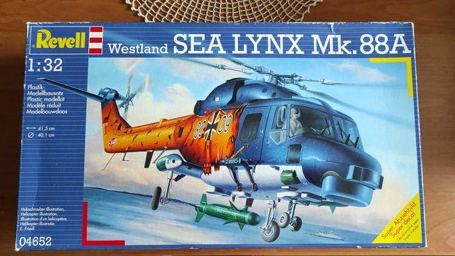 Revell 04652 Westland Sea Lynx Mk.88A масштаб 1:32