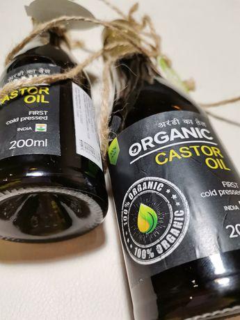 Касторовое масло Индия, индийская касторка, Первый холодный отжим