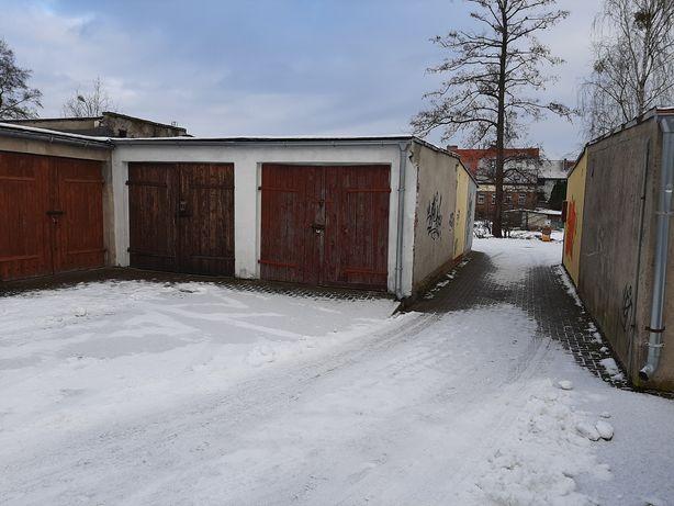Garaż 19 m2 na osiedlu Mickiewicza w Drezdenku