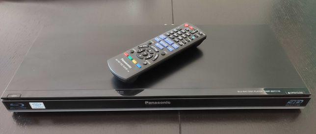 Panasonic Blu-ray DMP-BDT110 Full HD 3D