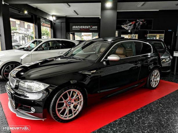 BMW 123 D Bi-Turbo 204cv