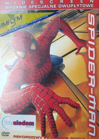 Spider-Man wydanie 2 płytowe dvd