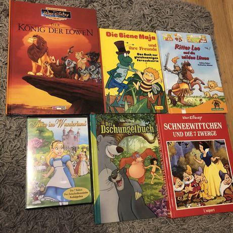 Książki i film dla dzieci po niemiecku