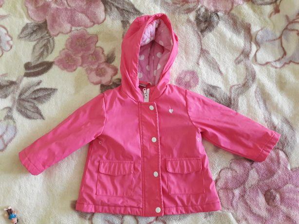 Яркая демисезонная курточка на девочку фирмы TU