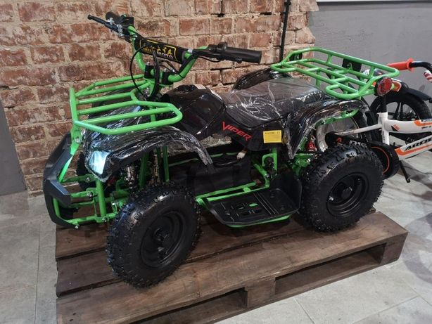 Квадроцикл электрический детский Viper 1000w, 36V электроквадроцикл