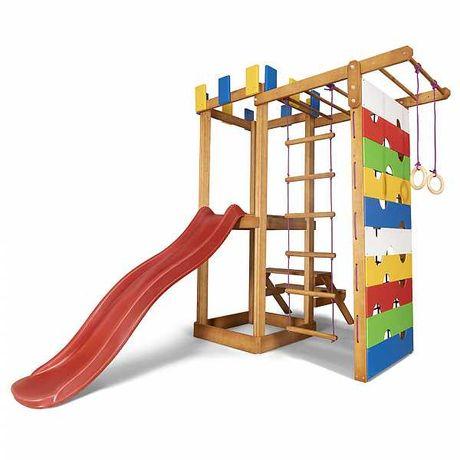 Детский игровой комплекс Babyland площадка с горкой
