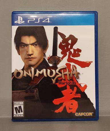 PlayStation 4! Onimusha Warlords ! PS4 - Polecam