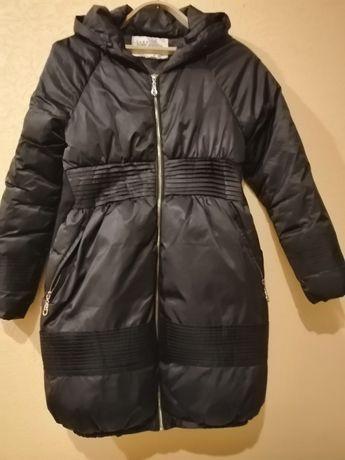 Пальто на силиконе