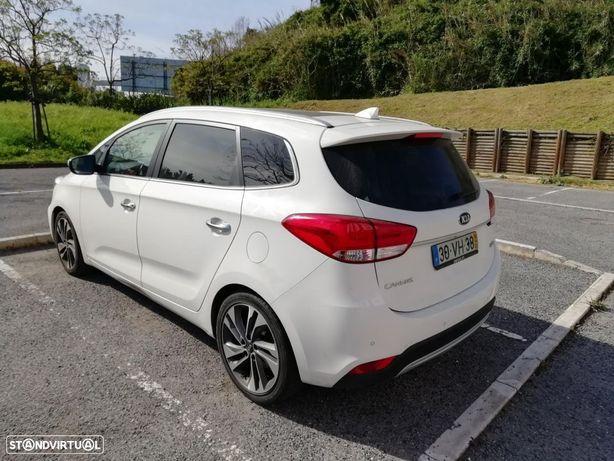 Kia Carens 1.7 CRDi ISG TX Aut.