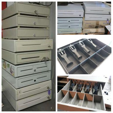 Продам кассовые сейфы-ящики ( с рабочими замками )