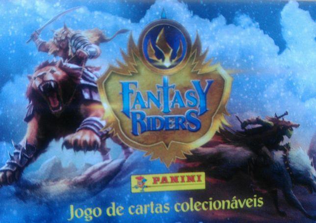 Fantasy Riders - Colecção completa (396 cartas)