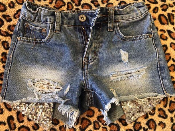 Шорты модные для девочки
