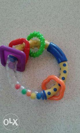 Grzechotka - gryzak Canpol Babies