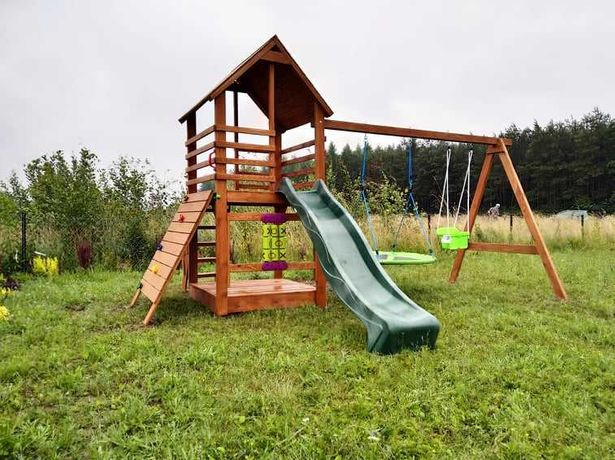 Drewniane Plac zabaw PROMOCJA krótkie terminy ZAPRASZAMY