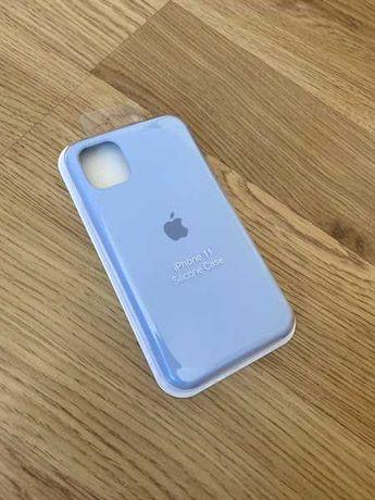 Apple etui case iphone 11 niebieski