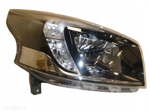 RENAULT TRAFIC III REFLEKTOR LAMPA PRAWA LED 6 PIN